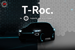 Volkswagen e Garage Italia Customs insieme per rendere T-Roc ancora più unico