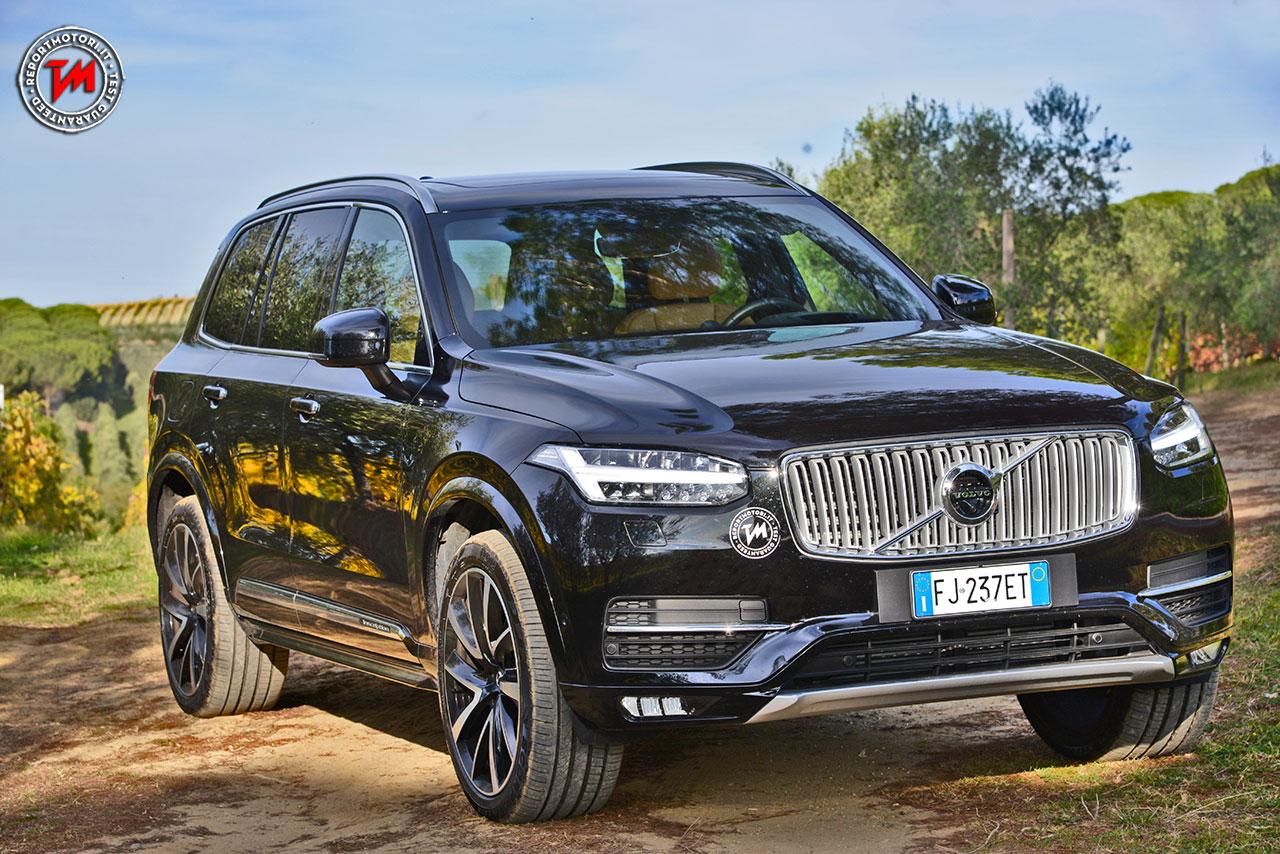 Volvo fornirà 24 mila veicoli a Uber per spingere la guida autonoma