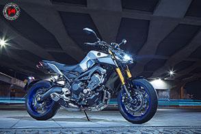 Ad EICMA 2017, Yamaha presenta la nuova MT-09 SP