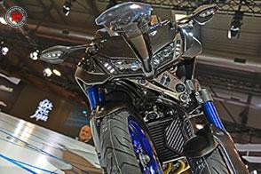 Dal concept alla realtà: l'originale ed intraprendente Yamaha Niken