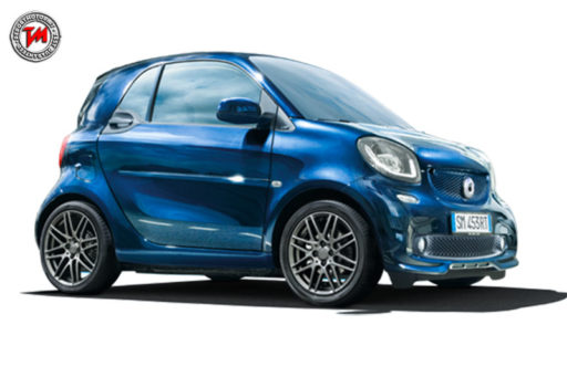 smart limited edition sapphire blue metallic
