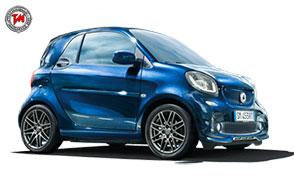 Nuova smart limited edition sapphire blue metallic