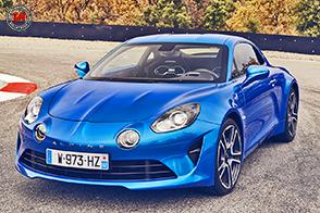 Potenza pura per la nuova Alpine A110 Première Edition
