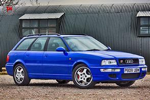 Una storia di successi e prestazioni quella dell'Audi RS 4 Avant