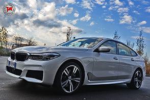 Nuova BMW Serie 6 Gran Turismo: eleganza sportiva