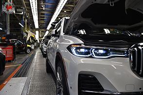BMW continua a testare la sua futura X7 tra deserti e ghiacciai
