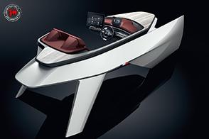 PEUGEOT e BENETEAU presentano il Sea Drive Concept