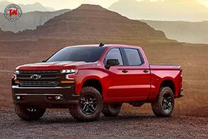 Il nuovo Chevrolet Silverado 2019 è pronto per la conquista dell'America