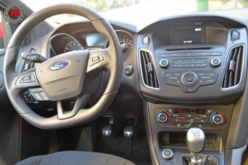 Ford Focus EcoBoost 150 CV ST-Line