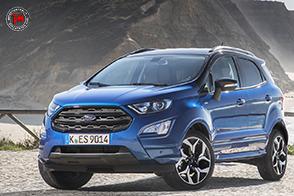 Ford lancia la nuova generazione di EcoSport