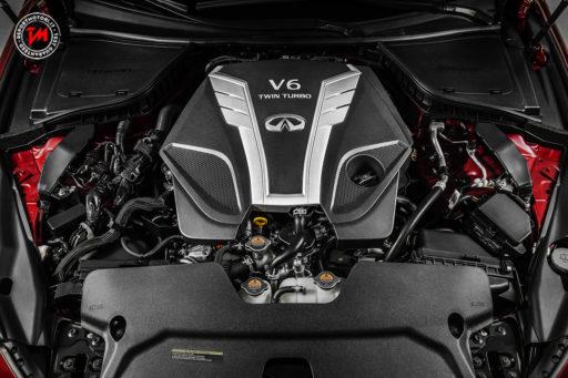 Infiniti V6 bi-turbo