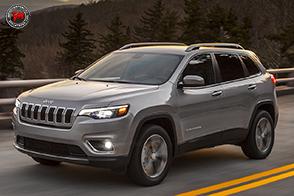 Le prime immagini della nuova Jeep Cherokee 2019