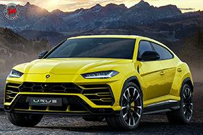 Un V8 Biturbo da 650 cavalli: Lamborghini svela la nuova Urus!