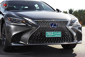 Nuova Lexus LS Hybrid: l'ammiraglia giapponese senza compromessi