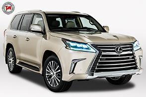 Lexus RX L: maxi size per tecnologico SUV giapponese