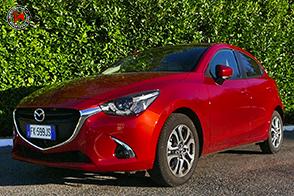 Mazda2: la piccola ammiraglia premium