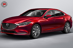 Design umanocentrico e motorizzazioni inedite per la nuova Mazda 6