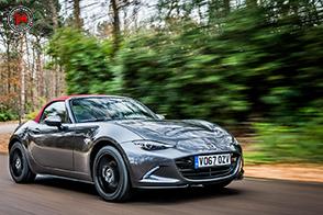 Mazda MX-5 Z-Sport: la special destinata al mercato inglese