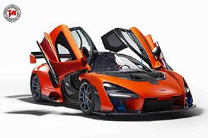Sarà prodotta in soli 500 esemplari la McLaren Senna