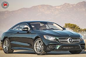 Novità in arrivo per le Mercedes Classe S , Coupé e Cabrio
