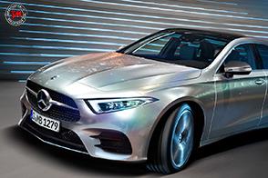 Mercedes-Benz svela prezzi ed allestimenti della nuova Classe A