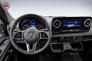 Pronta la terza generazione del Mercedes-Benz Vans Sprinter