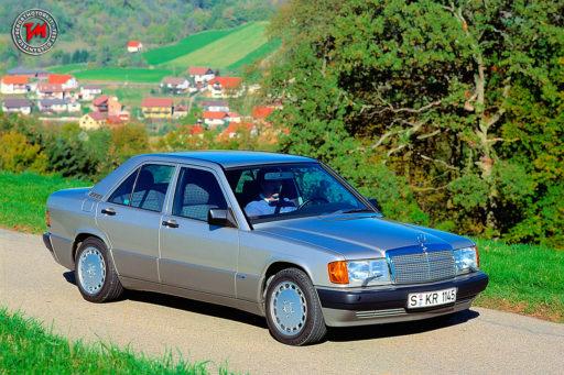 Mercedes W-201