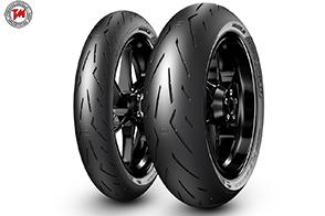Dalla Superbike alla strada: ecco le nuove Pirelli Diablo Rosso Corsa II