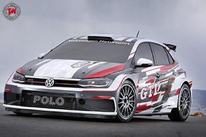 Pronta per nuove sfide la potente Volkswagen Polo GTI R5