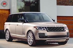 Sfarzo e lusso nella Range Rover SVAutobiography