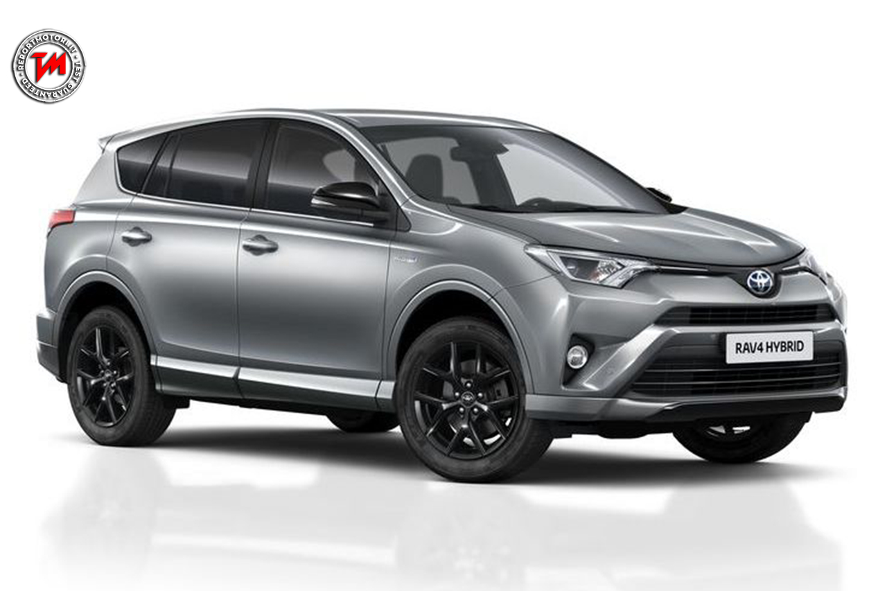 nuova toyota rav4 hybrid model year 2018 l 39 ibrido si evolve. Black Bedroom Furniture Sets. Home Design Ideas