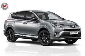 Nuova Toyota Rav4 Hybrid Model Year 2018