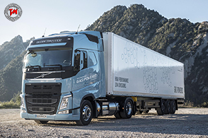 Volvo FH LNG vince il premio Sustainable Truck of the Year