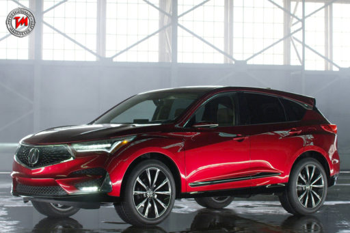 Acura RDX Model Year 2019