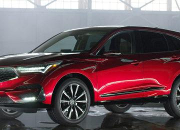 Lusso e prestazioni per la Acura RDX Model Year 2019