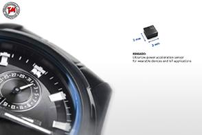 BMA400 l'accelerometro a bassa potenza targato Bosch