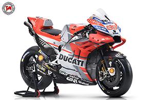Presentato a Borgo Panigale il Ducati Team 2018