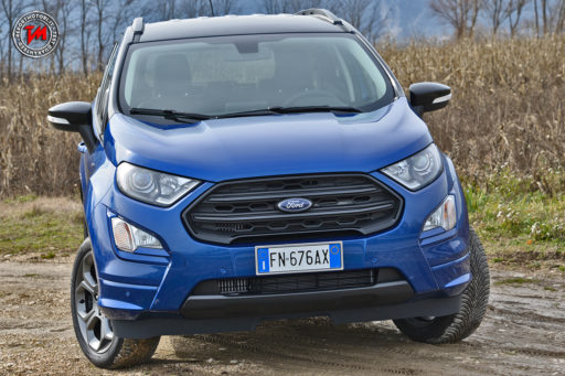 Nuovo Ford EcoSport
