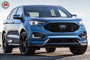 Look e prestazioni da vera sportiva per la nuova Ford Edge ST