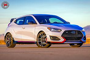 Sarà riservata al mercato americano la nuova Hyundai Veloster N