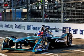 Il team Panasonic Jaguar Racing pronto per l'E-Prix