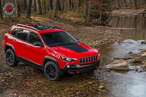 Look inedito per un SUV che ha fatto storia: nuova Jeep Cherokee