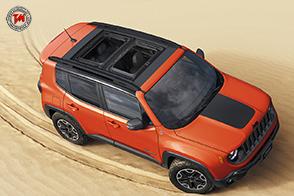 Jeep Renegade MY 2018: nuove personalizzazioni e motorizzazioni