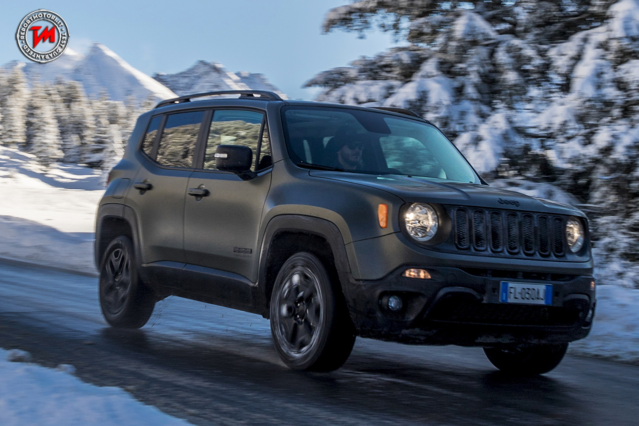 jeep renegade my 2018 nuove personalizzazioni e motorizzazioni. Black Bedroom Furniture Sets. Home Design Ideas
