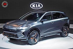 Al Ces di Las Vegas, presentata la Kia Niro EV Concept