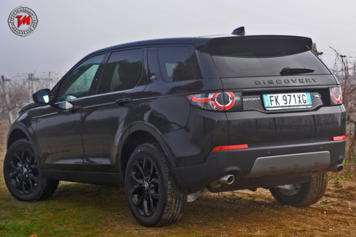 Land Rover Discovery Sport Black Limited Edition
