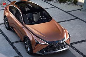 Il futuro crossover di lusso: Lexus LF-1 Limitless Concept