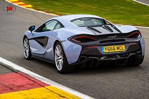 Dynamic Pack per la McLaren 570GT