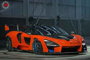 McLaren inaugura un nuovo centro tecnologico per la produzione del carbonio