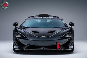 Realizzata 10 McLaren 570S GT4 realizzate dalla divisione MSO X